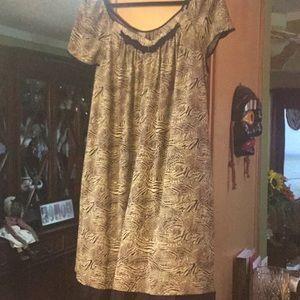 Vanity Fair night gown